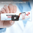 Burger King Whopper Flavored Toothbrush...See What Dentists Say