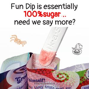 8 worst halloween candies for teeth fun dip