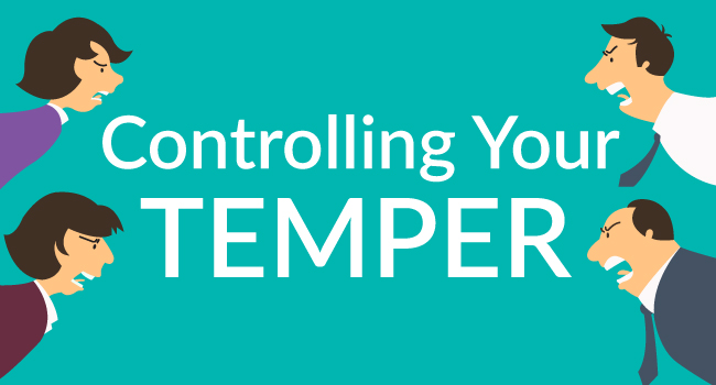 Image result for CONTROLLING YOUR TEMPER