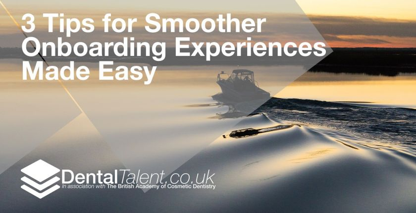 3 Tips for Smoother Onboarding Experiences Made Easy