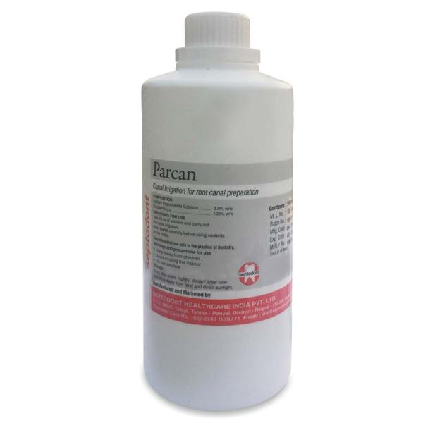 Septodont Parcan - Canal Irrigation Solution