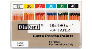 DIADENT Paper Point Special Tapered 4%