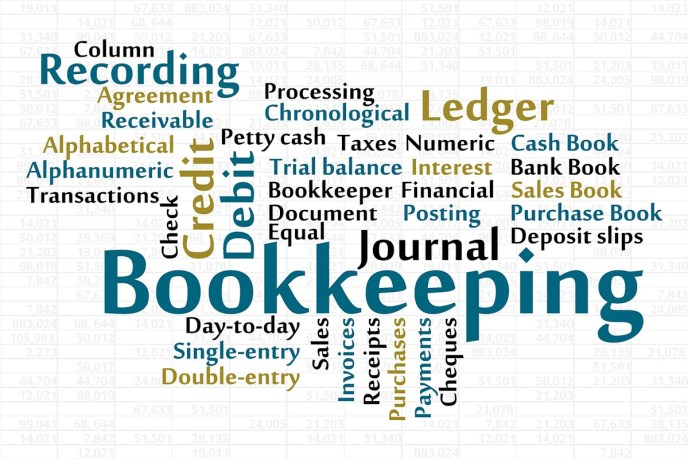 Bookkeeping services graphic