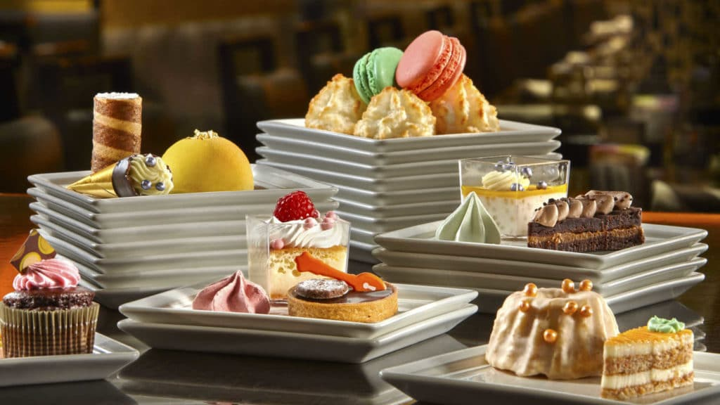 Wicked Spoon Desserts