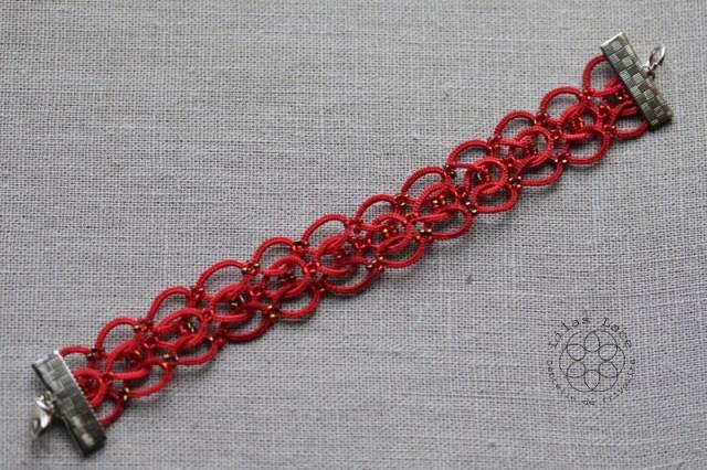 Bracelet celtique expérimental