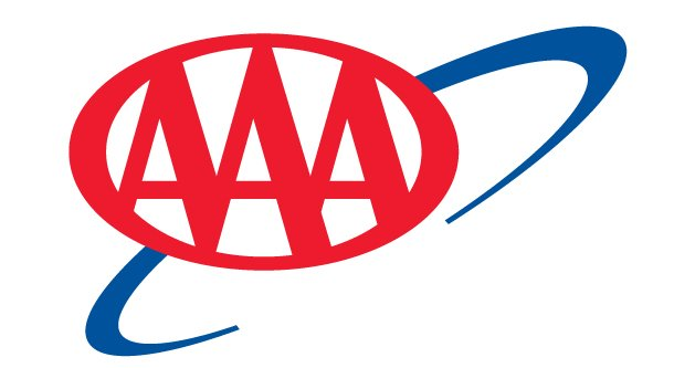 aaa logo for the american automotive association