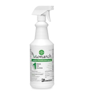 Desinfectante de superficies en spray Monarch