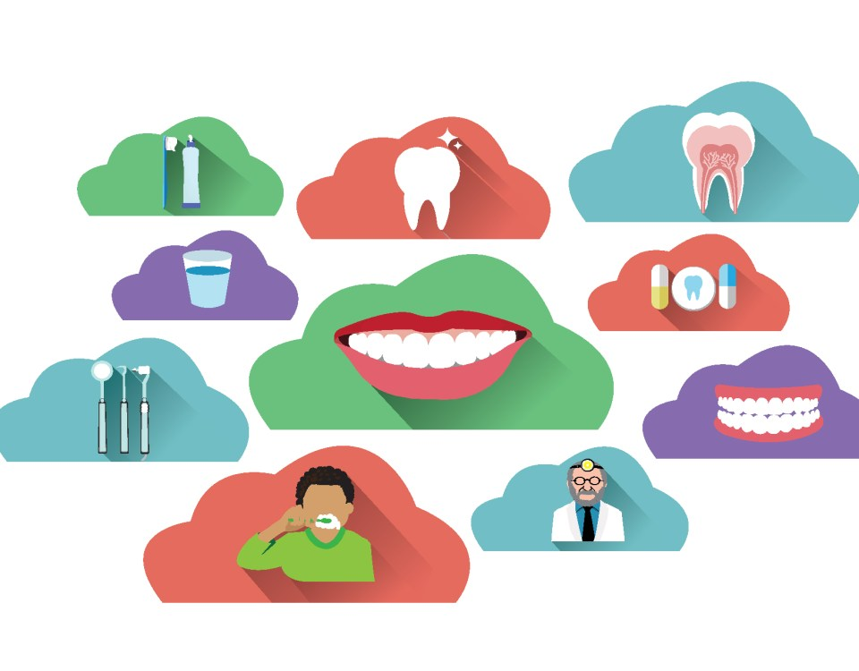 Cloud dental imaging and cloud dental software