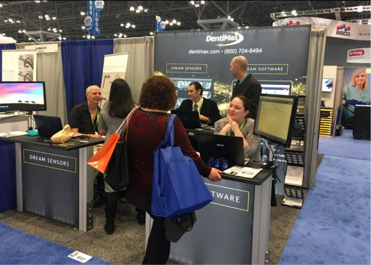 DentiMax Dental Convention Booth