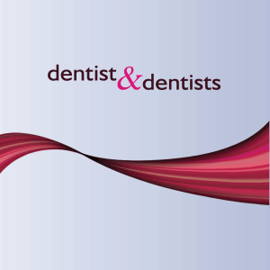 logo dentist and dentists
