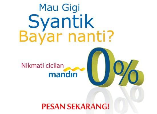 Cicilan 0%