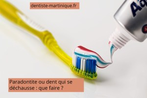 parodontite martinique