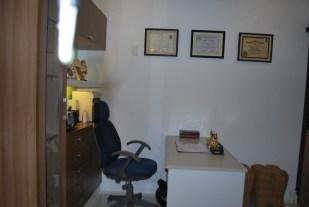 Lourdes' Desk
