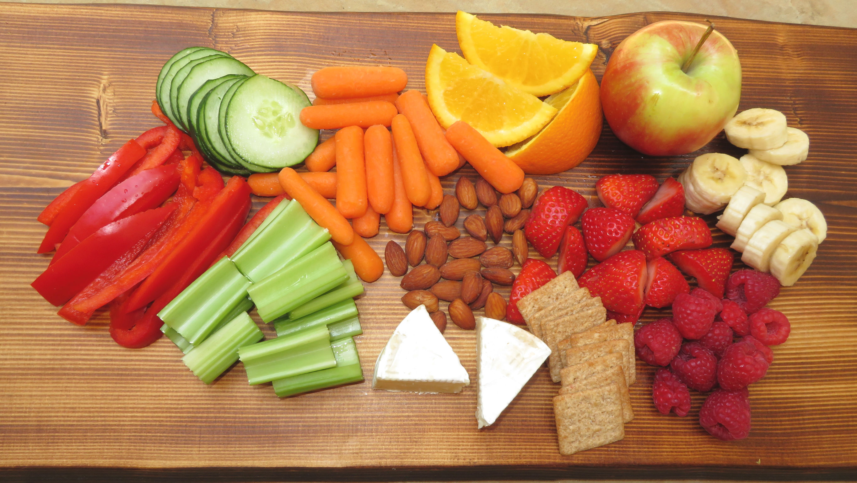 Five Tooth Friendly Lunch Box Snacks