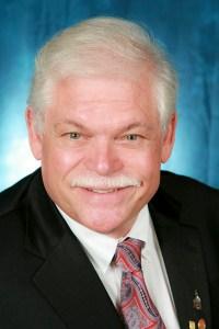Dr. David McCarley, a TAMBCD alumnus and Texas Dental Association president