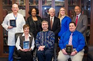 2015 Faculty Award Recipients