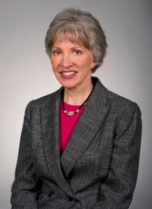 Dr. Diane Flint, associate professor in diagnostic sciences at TAMBCD