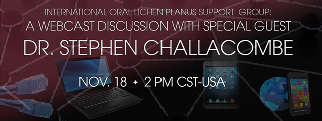 Oral Lichen Planus Webcast Nov 18-2015