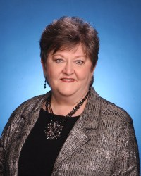 Pat Campbell, executive director, Carut School of Dental Hygiene