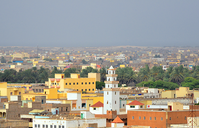 El-Kashef returned to her hometown of Nouakchott, Mauritanian 2012 to spend two months volunteering with Médecins sans Frontières, the French arm of Doctors Without Borders.