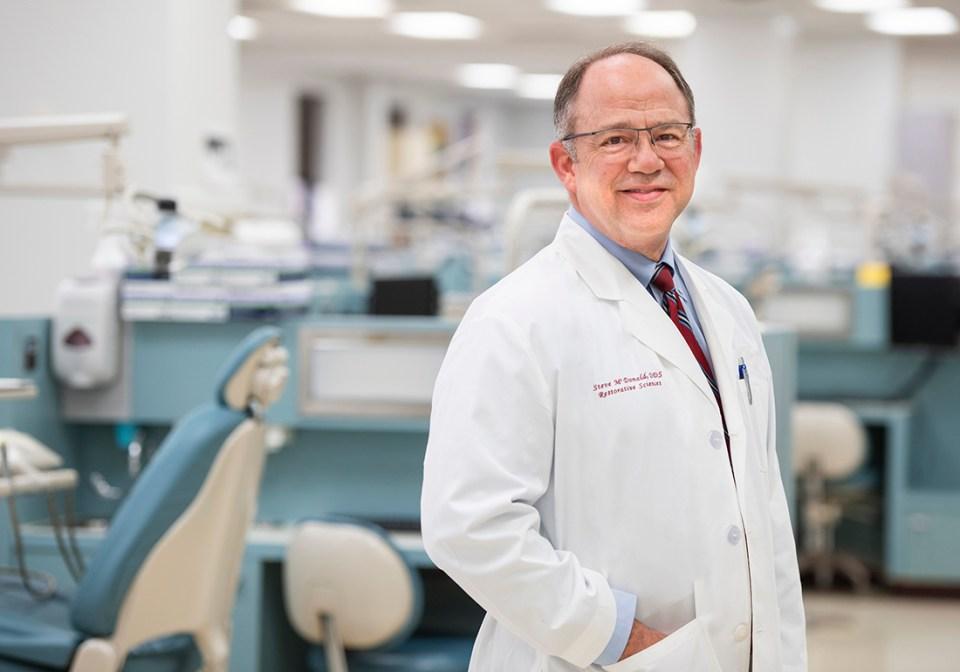 Dr. Stephen McDonald