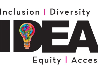 Inclusion Diversity Equity Access logo