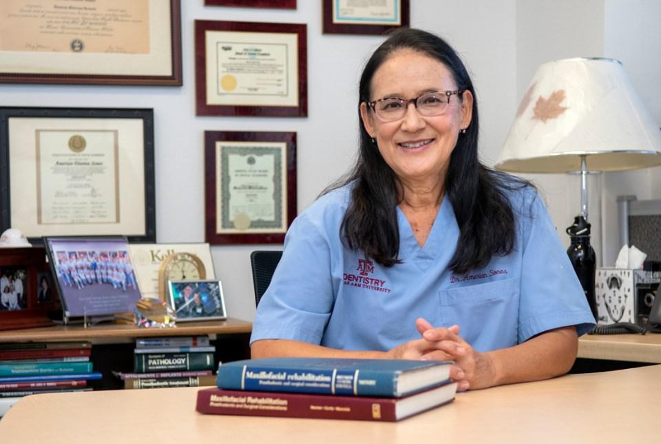 Dr. Amerian Sones