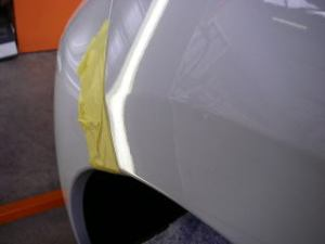 TOYOTA VITZ after