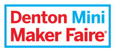 Denton Mini Maker Faire logo