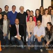 VI Curso de Formación Continuada en Implantología Dentoral 2015