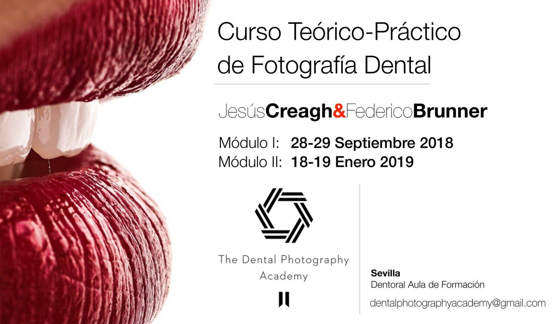 Curso Teórico-práctico de Fotografía Dental 2018