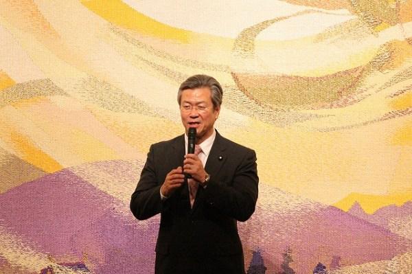 芸者イベント花あかり馬淵澄夫