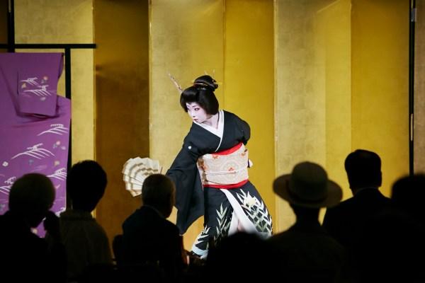 芸妓 菊乃