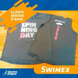 Camisetas personalizadas – Academia Swimex