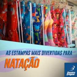 Maiô infantil Curitiba