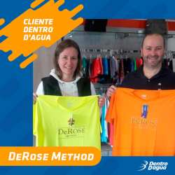 Camisetas personalizadas – DeRose Method