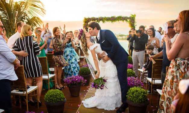 Casamento na Praia: Mariana e Felipe