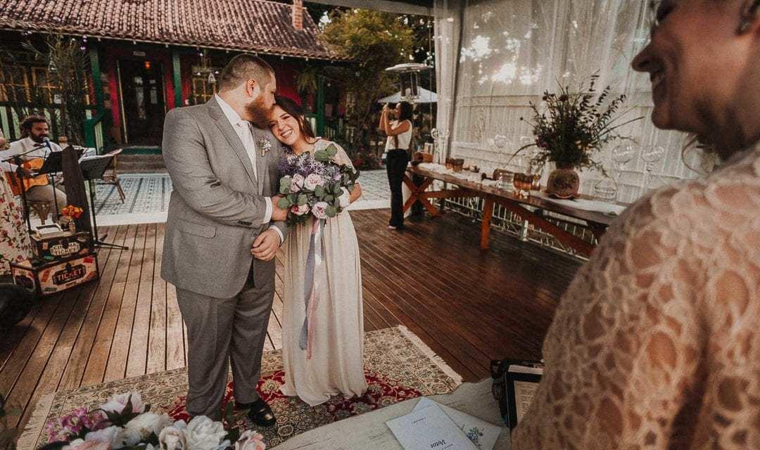 Diferença entre Mini, Micro e Elopement Wedding