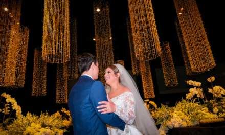 Casamento clássico Úrsula e Márcio