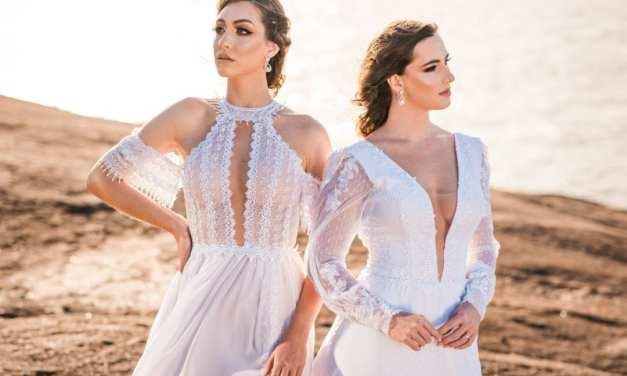 Tendência 2020/2021 de vestidos para casamentos intimistas