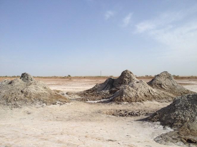 Davis-Shrimpf Seep Field