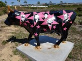 Classic Hollywood Cow