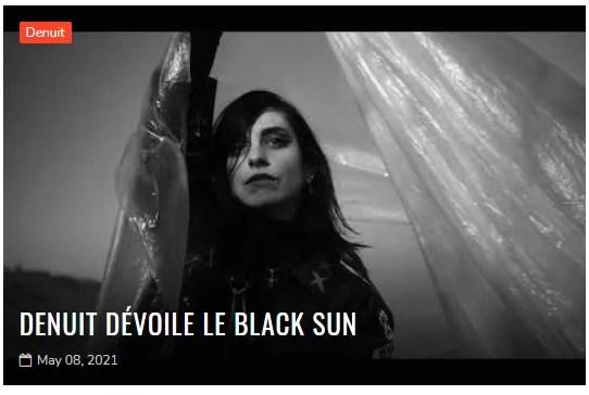 Denuit black sun on LACN