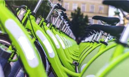 bicicleta alquiler