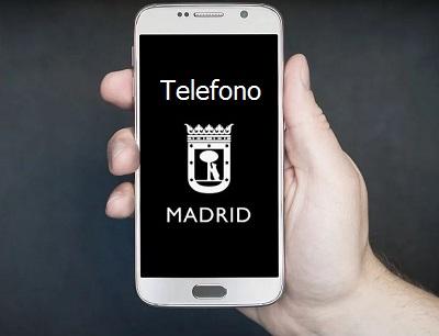Teléfonos de Interés  Comunidad de Madrid