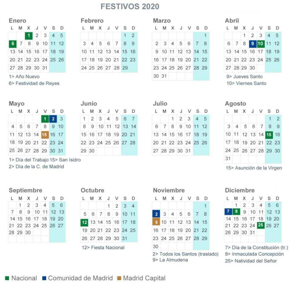 calendario-laboral-2020-das-festivos-y-puentes