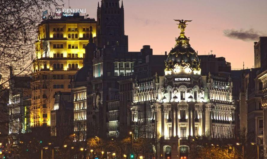 Sitios imprescindibles para visitar en Madrid