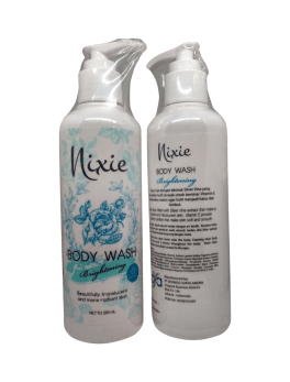 Nixie Body Wash Brightening 200ml