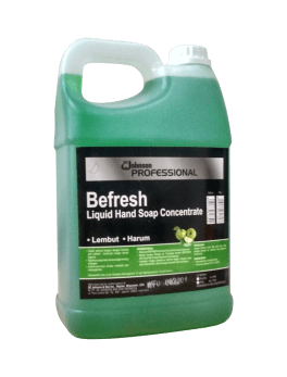 SC Johnson Professional - Befresh Liquid Hand Soap - Apple 1 Galon (4 Liter)