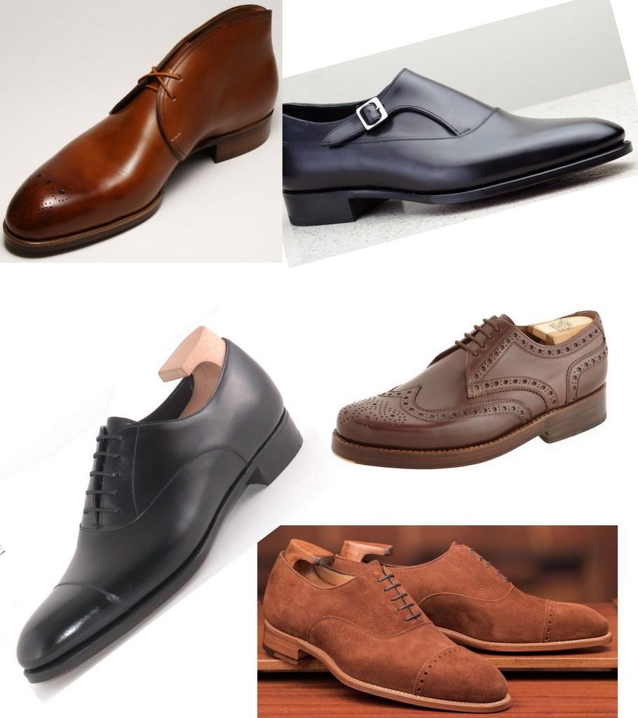 Sådan skal du pudse sko og gejle sko Den velklædte mand